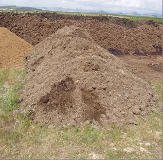 Caracterización agroquímica de un estiércol de oveja (o cabra)