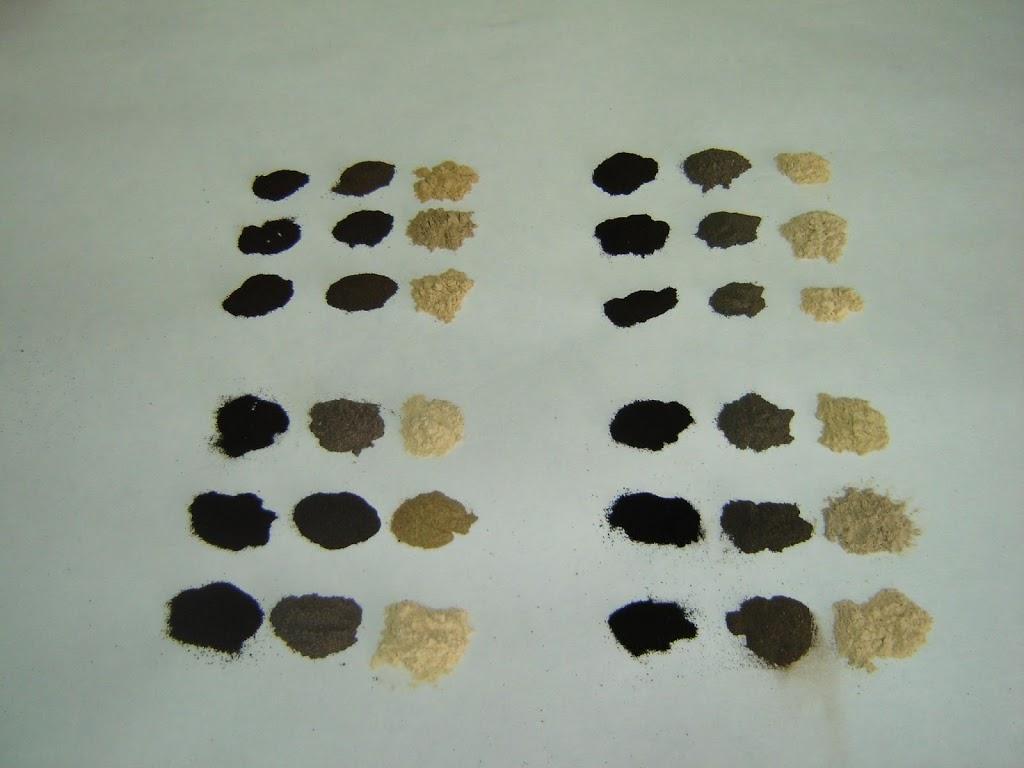 Materia orgánica soluble de compost (II): Efecto de la relación de extracción P/V (peso de compost y volumen del extractante)