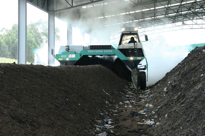 Tecnología del compostaje