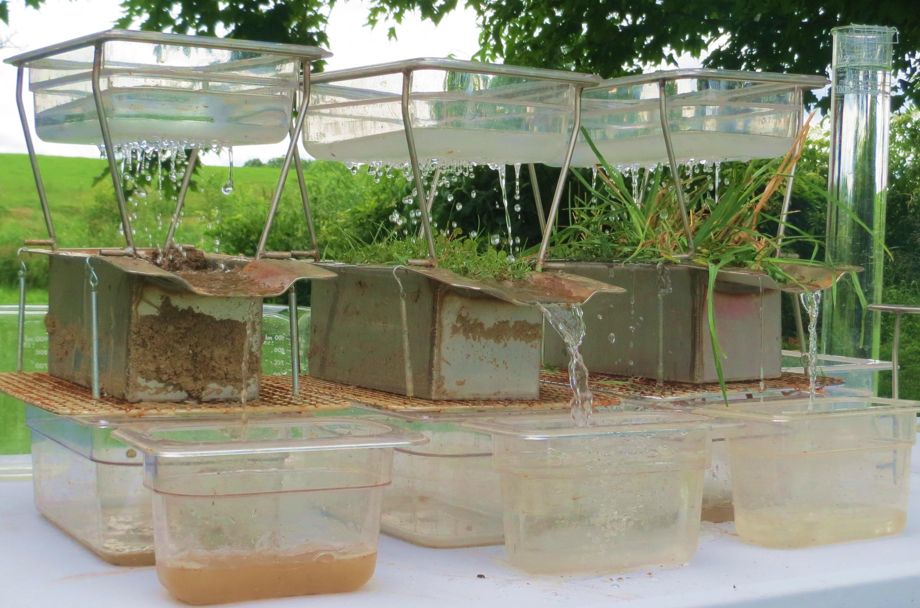 El compost reduce la erosión y pérdida de nutrientes en suelos