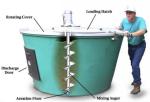 Earth Tub composting