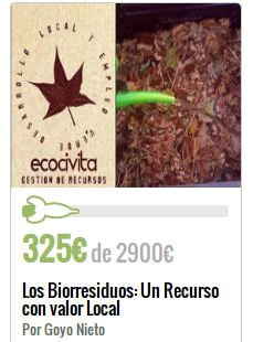 Crowdfunding compost