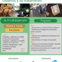 Curso Recogida Selectiva de la Fracción Orgánica de Residuos Urbanos y su tratamiento